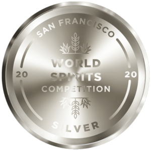 Word Spirits Competition Silver Medal 2020