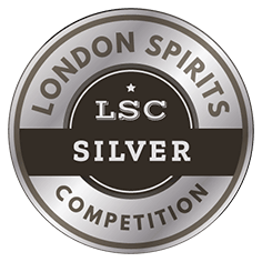 London Spirits Competition Silver Medal 2020