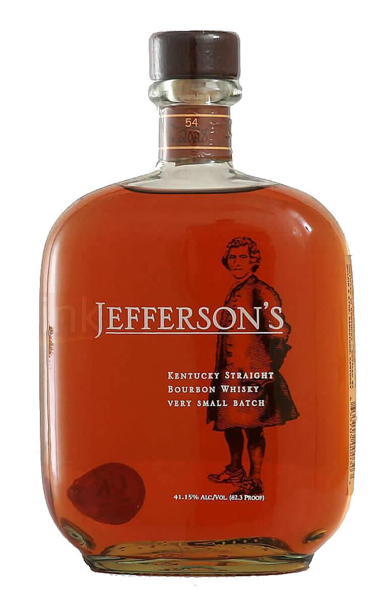 ecef04428db Jefferson s Small Batch