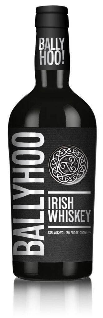 Empty Whiskey Bottle