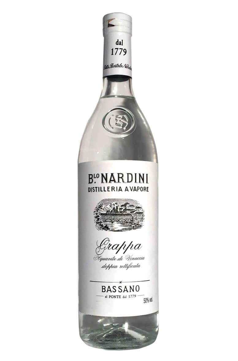 grappa nardini  Nardini Grappa Bianca 70cl