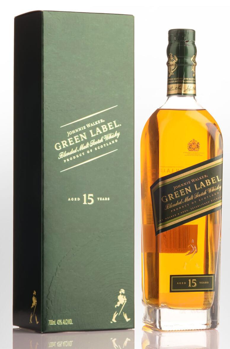 cb7a77c1b7 Johnnie Walker 15 Year Old Green Label