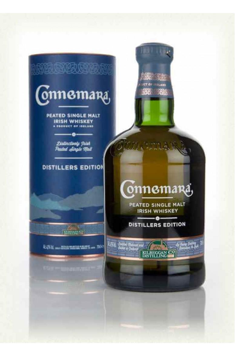 Connemara Distillers Edition Single Malt