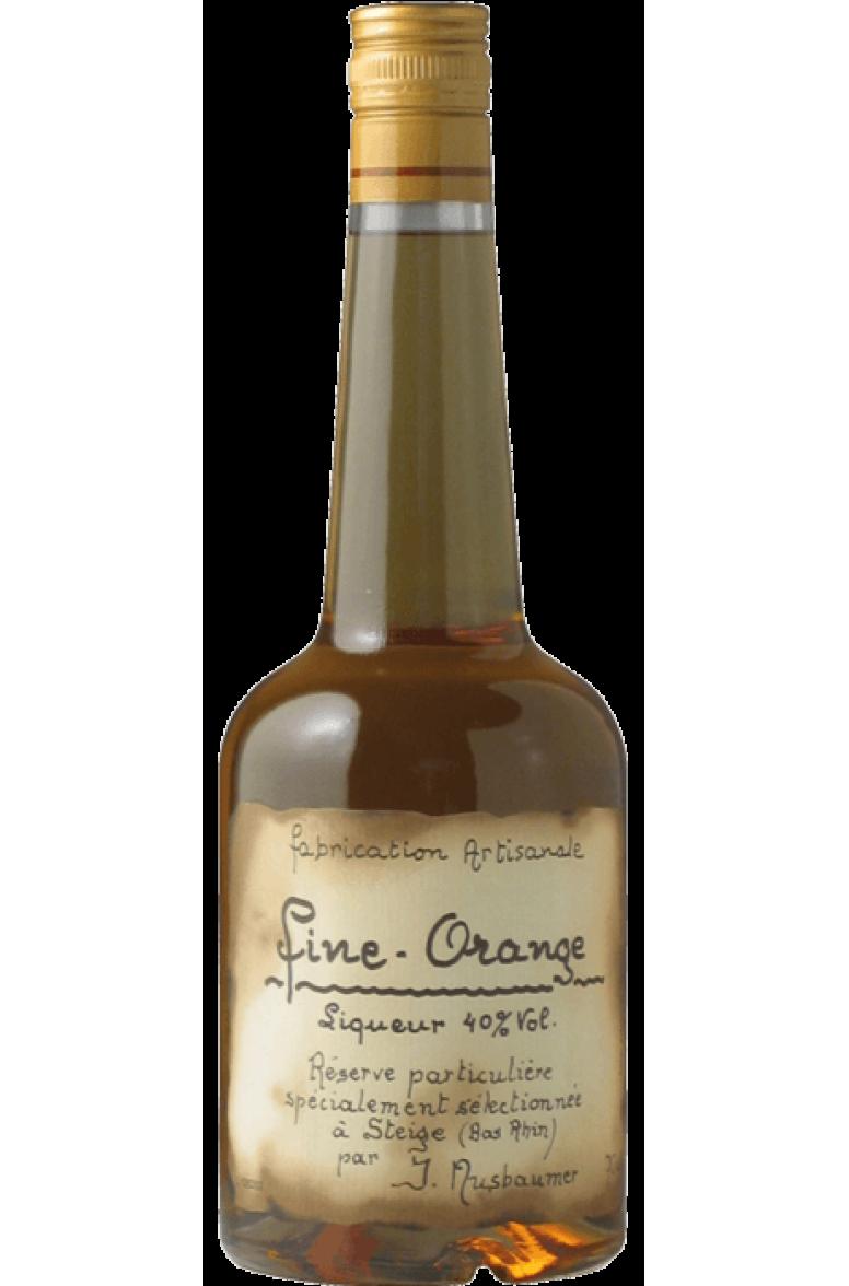 Nusbaumer Liqueur de Fine Orange