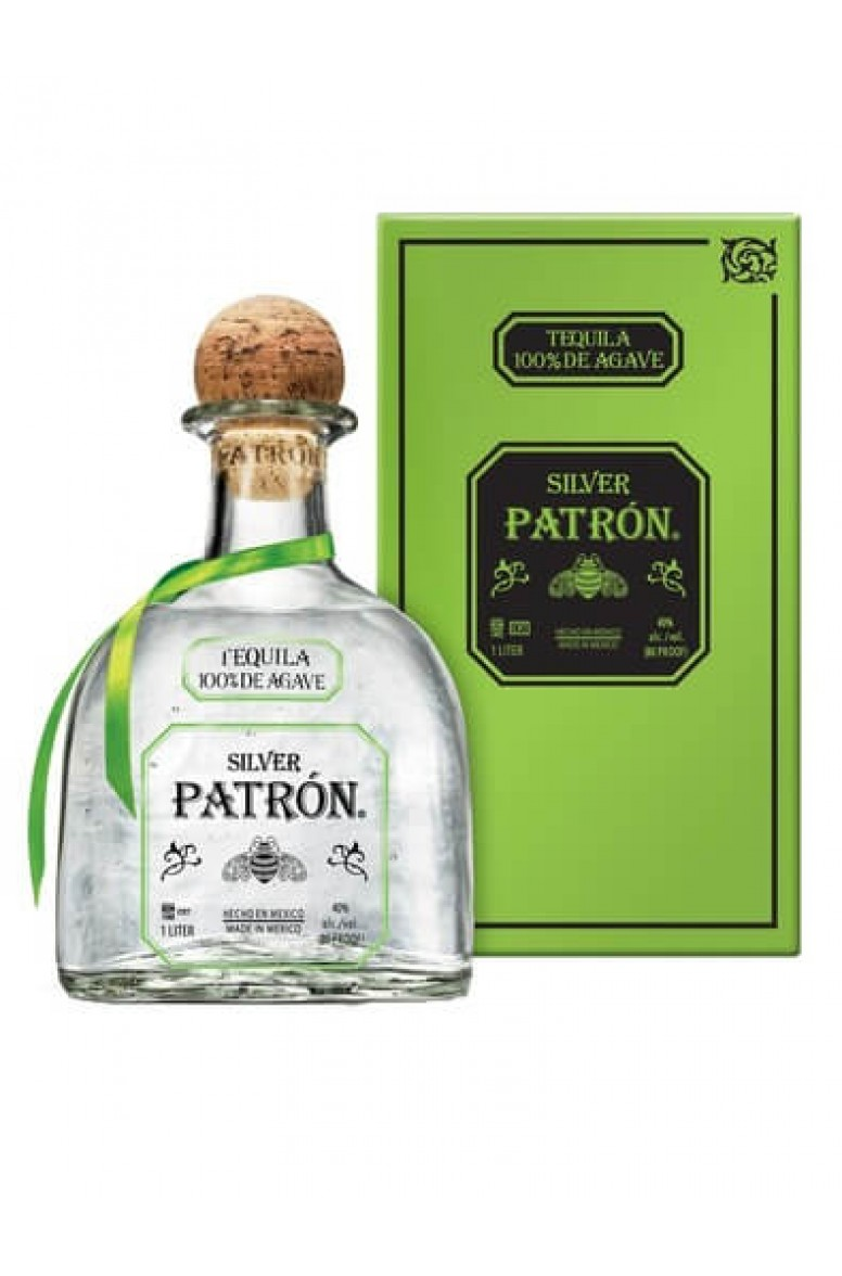 Patron Silver Tequila 100cl