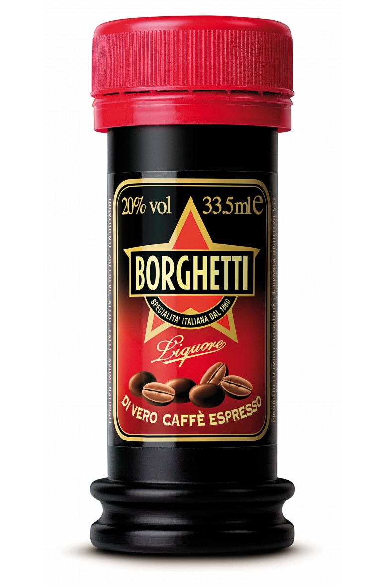 Caffe Borghetti Liqueur 3.5cl