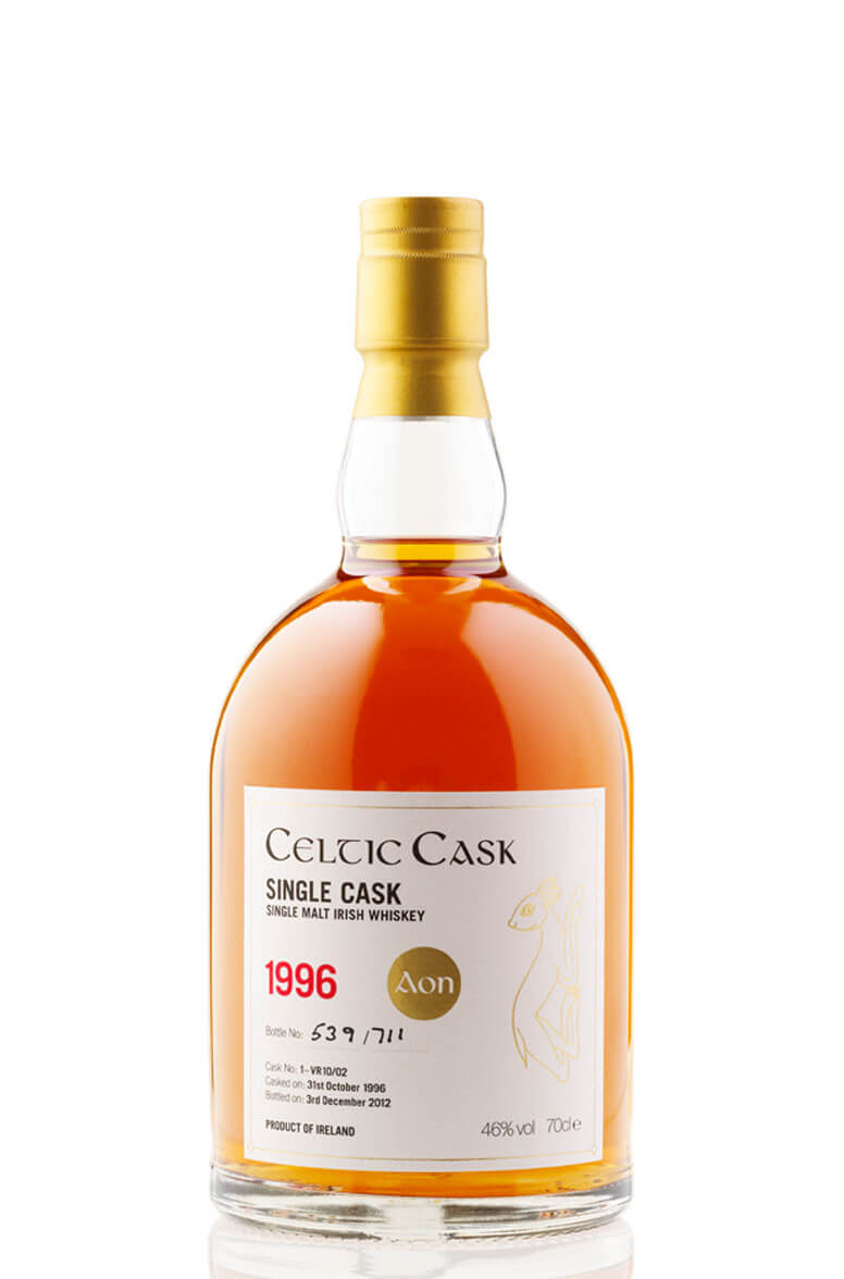 Celtic Cask Aon (1) 1996 Single Malt