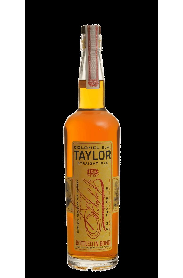 EH Taylor Straight Rye