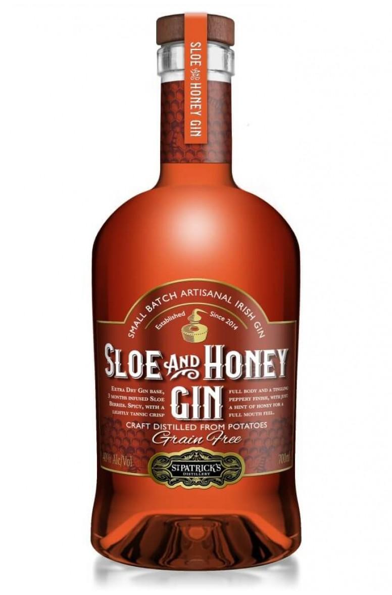 St Patrick's Sloe & Honey Gin