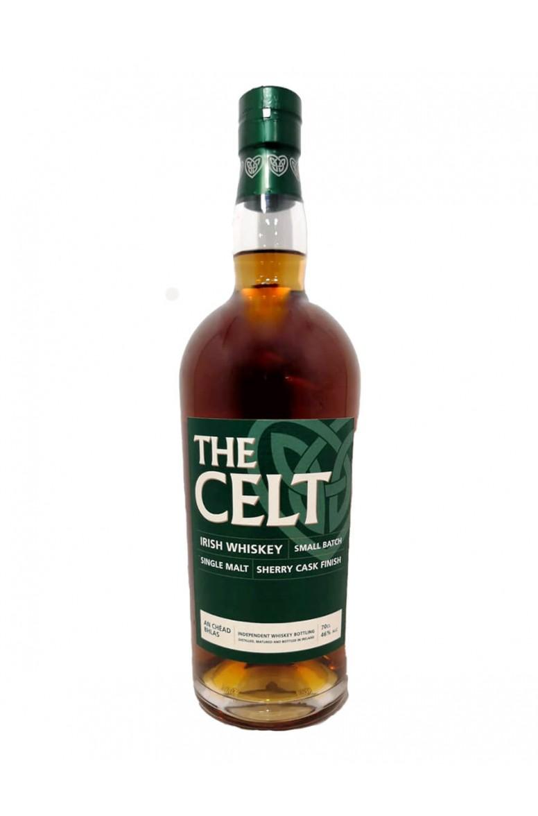 The Celt Irish Whiskey An Chéad Bhlas
