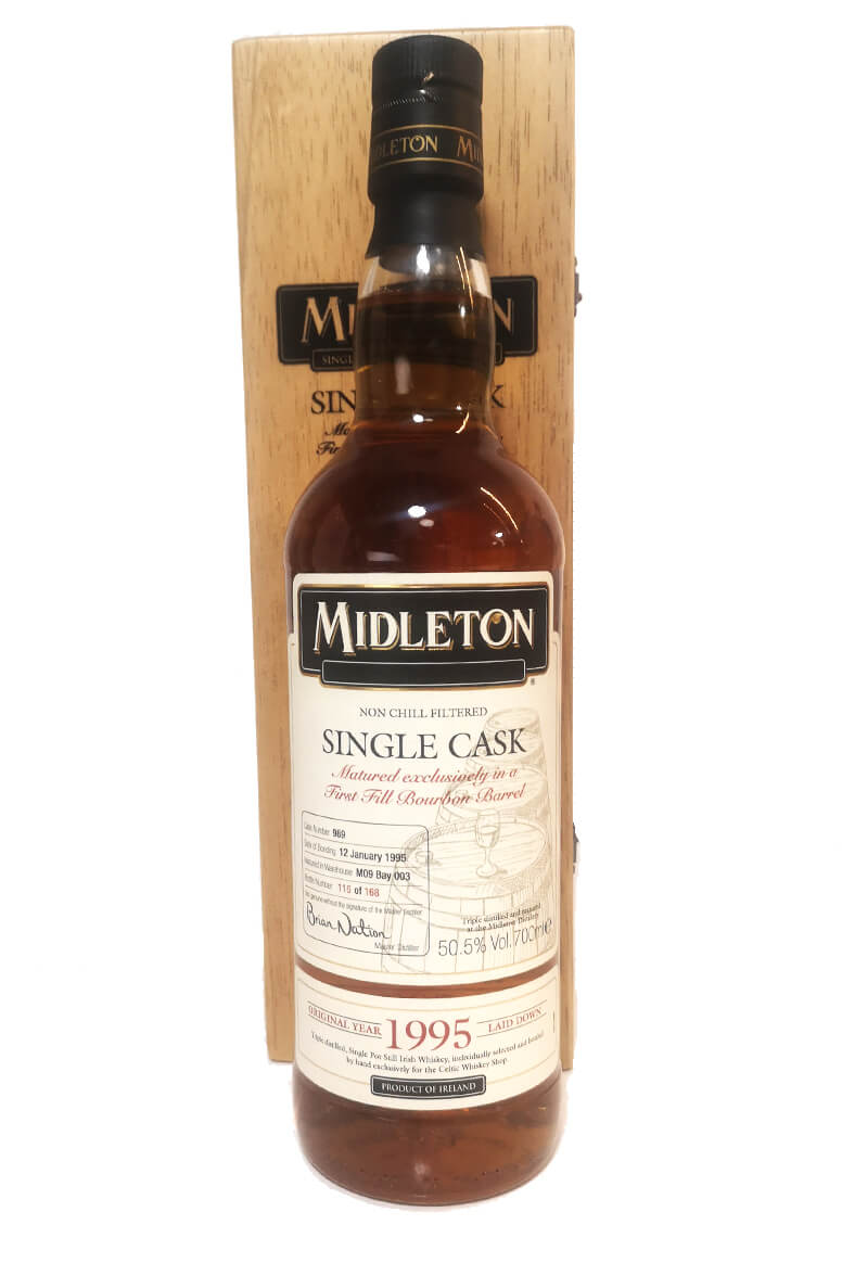 Midleton 1995 Single Cask #989