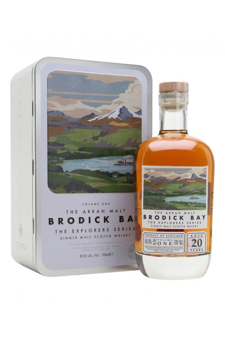 Arran Brodick Bay 20 Year Old Explorers Series Vol One