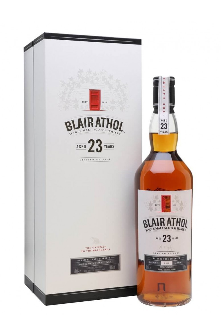 Blair Athol 23 Year Old - Diageo Special Releases 2017