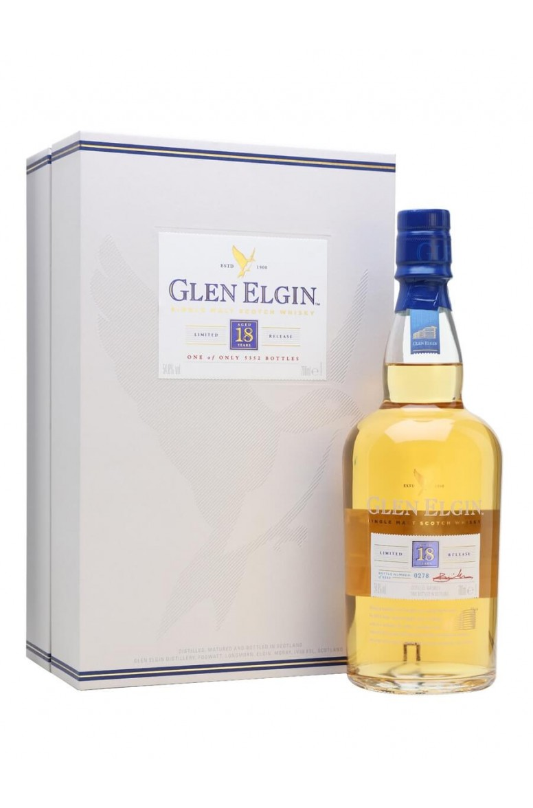 Glen Elgin 18 Year Old - Diageo Special Releases 2017