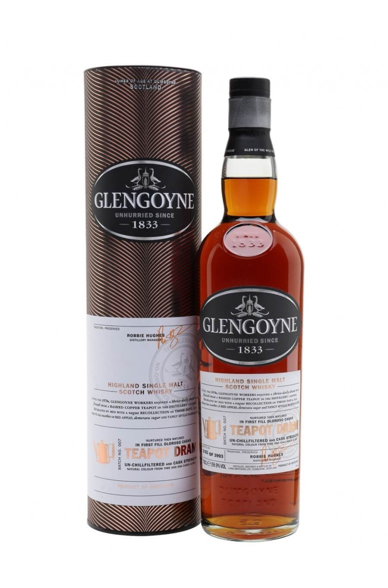 Glengoyne Tea Pot Dram