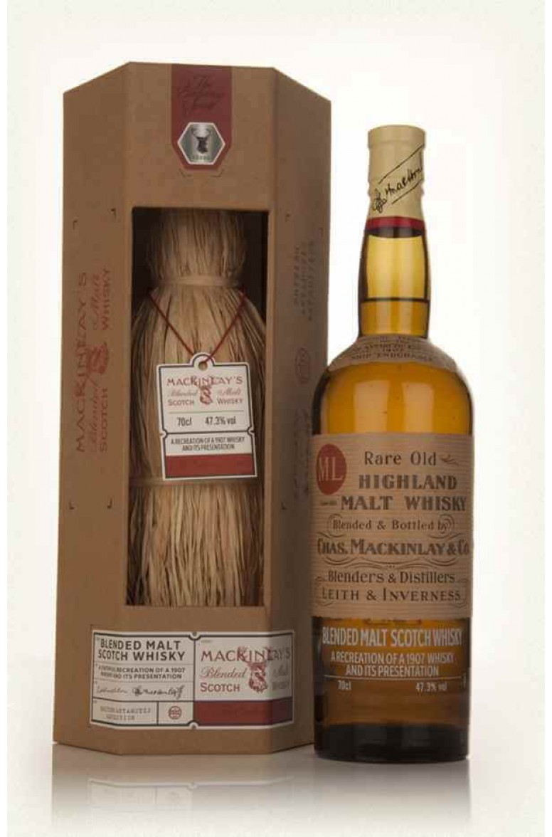 Mackinlays Rare Old Highland Whisky