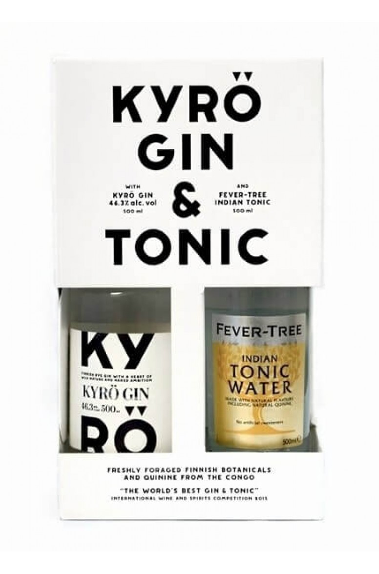 Kyro Gin with FREE 500ml Fever Tree Tonic & Gift Box