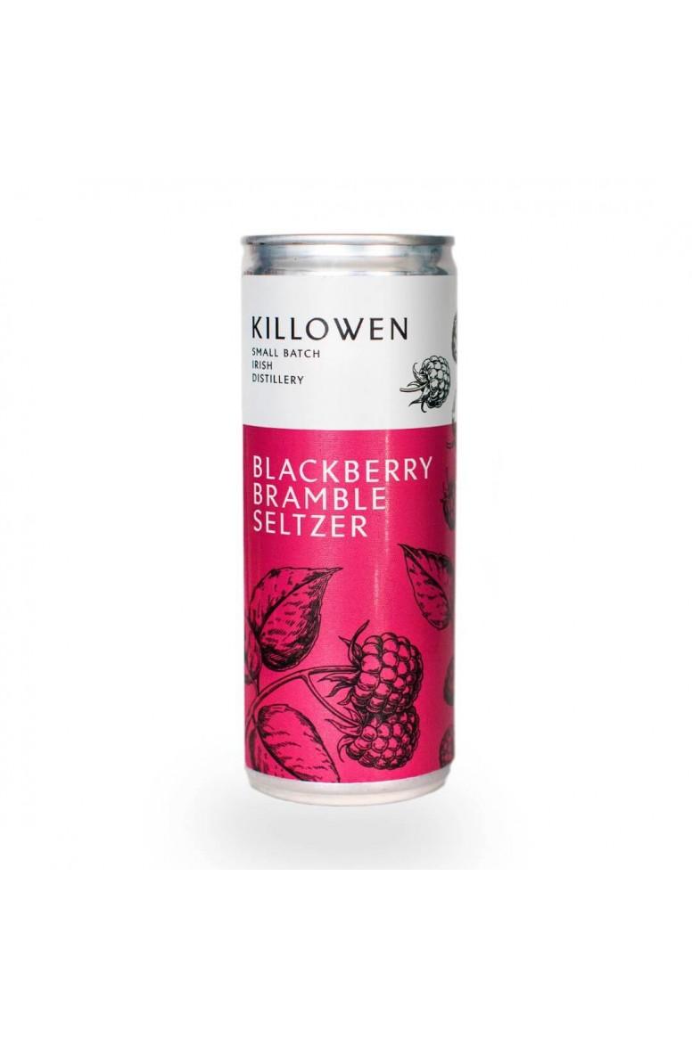Killowen Blackberry Seltzer