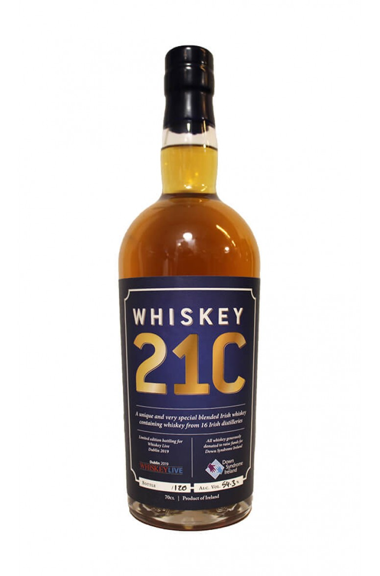 21C Limited Edition Batch 2 (2019 Whiskey Live Exclusive)