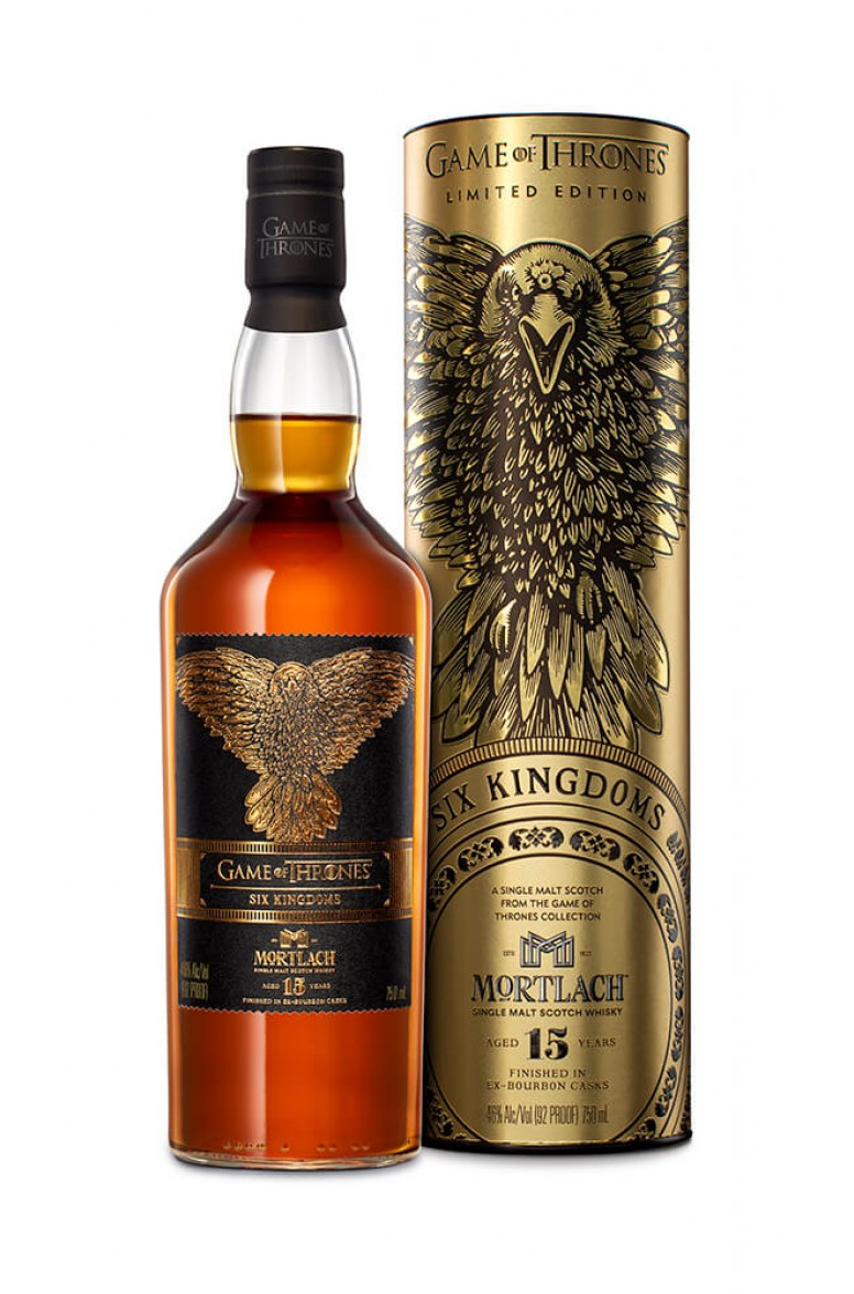 Game of Thrones Mortlach 15 Year Old