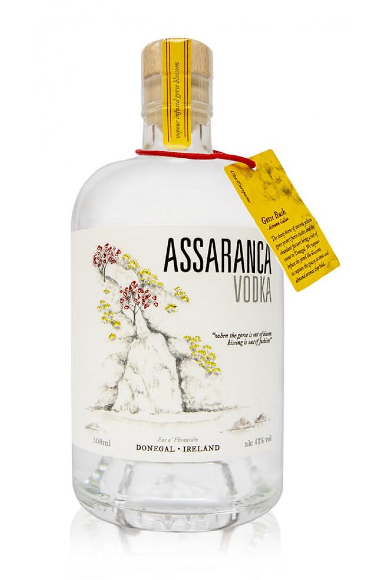 Assaranca Irish Craft Vodka 50cl