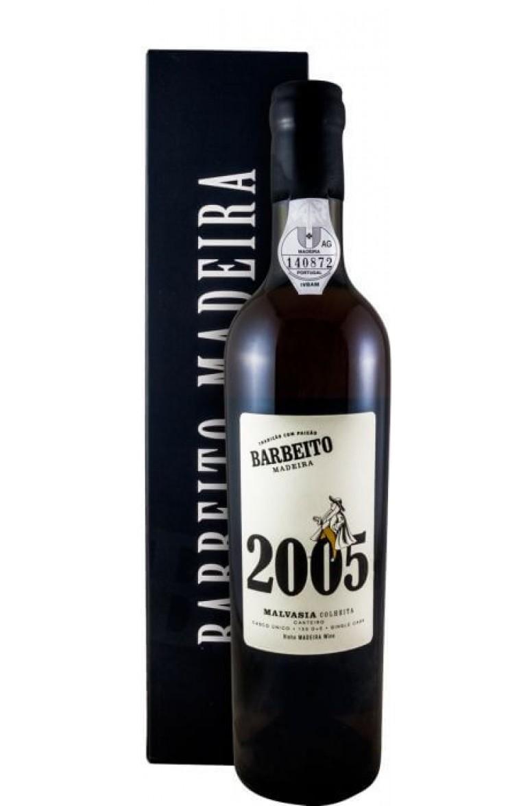 Barbeito Malvasia 2005 50cl