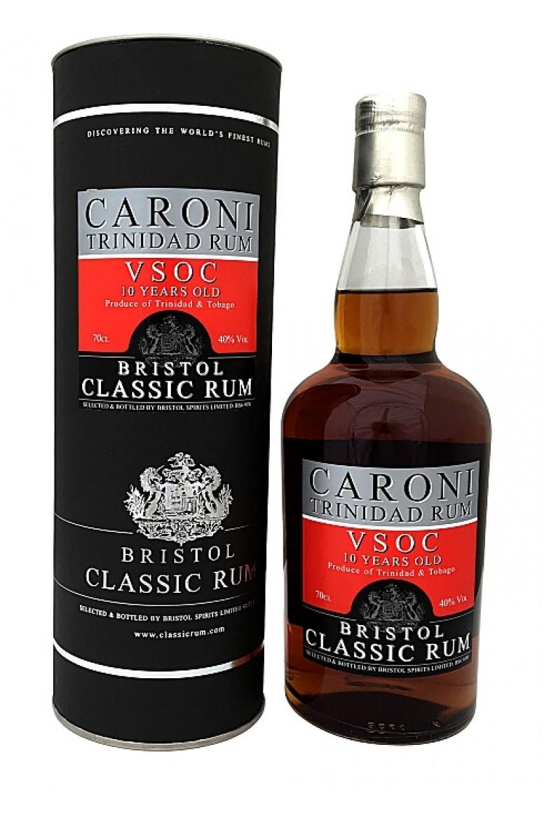 Bristol Caroni VSOC 10 Year Old Rum