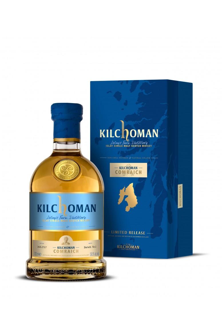 Kilchoman Comraich Batch 1