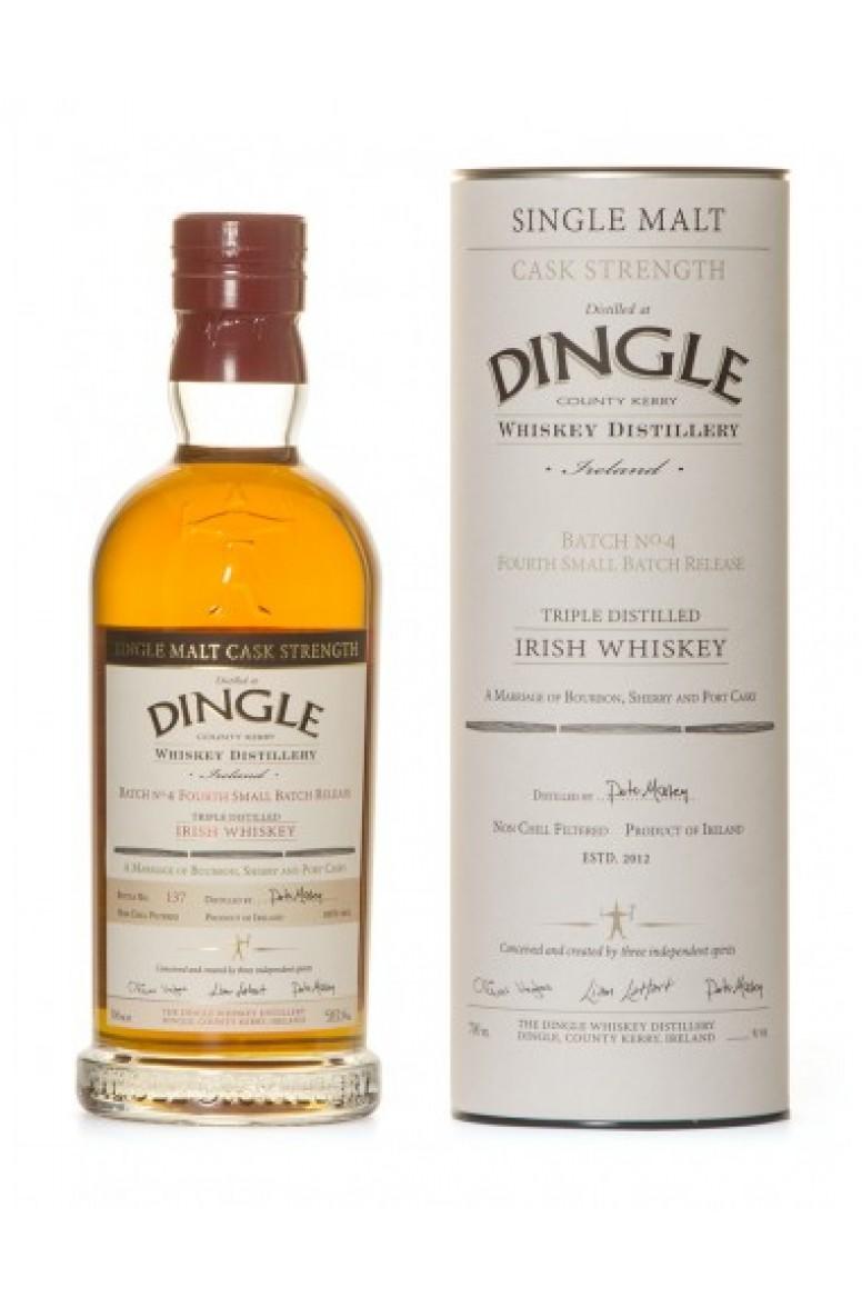 Dingle Cask Strength Batch 4