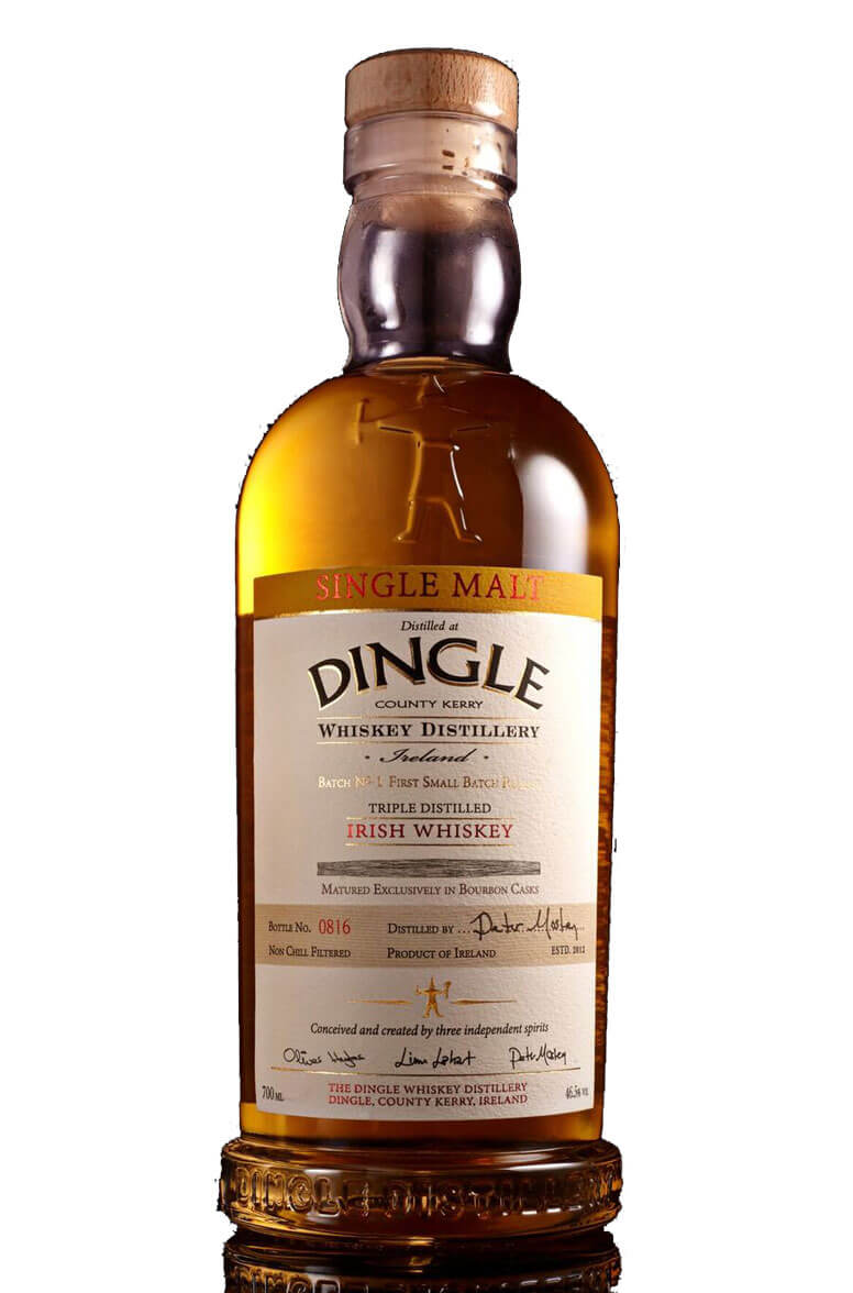Dingle Single Malt Batch 1