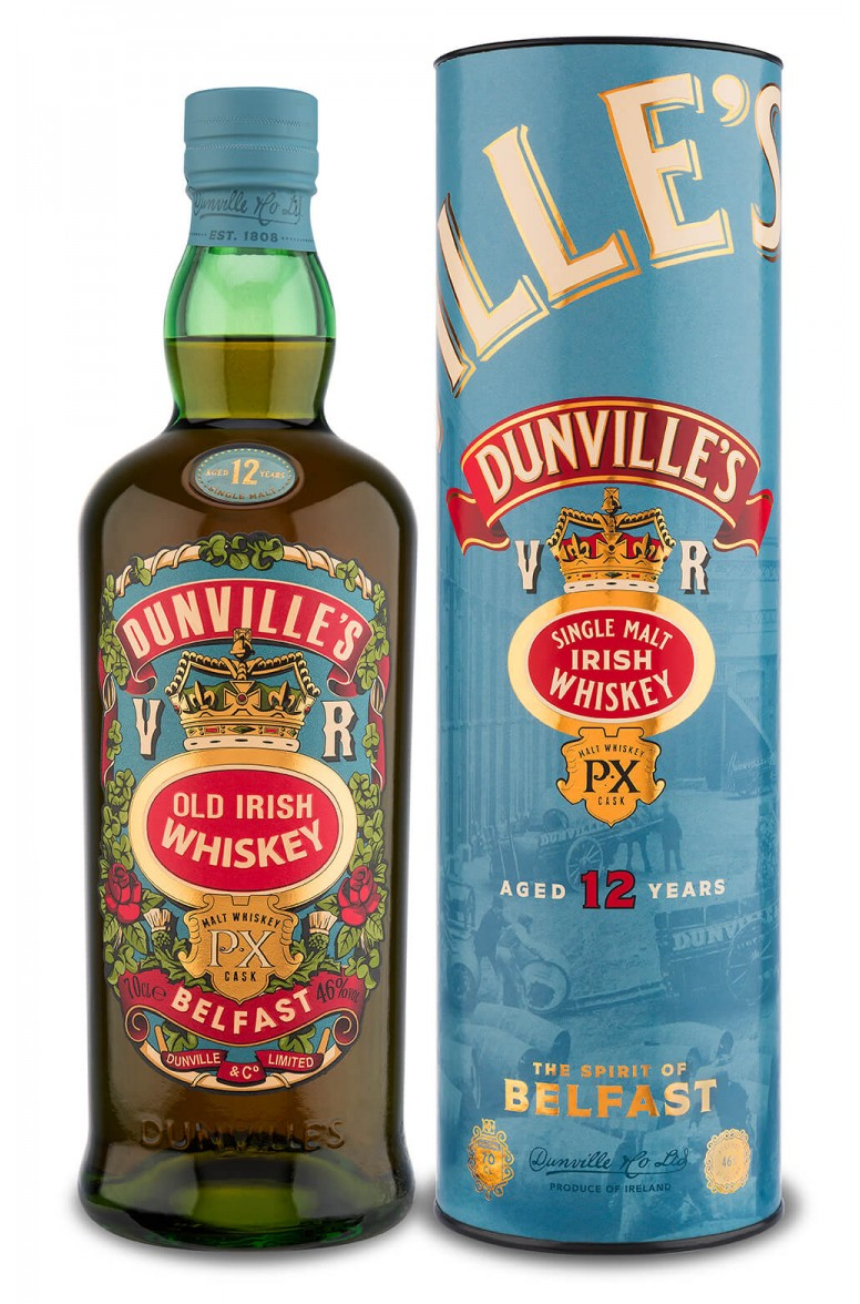 Dunvilles PX Cask 12 Year Old