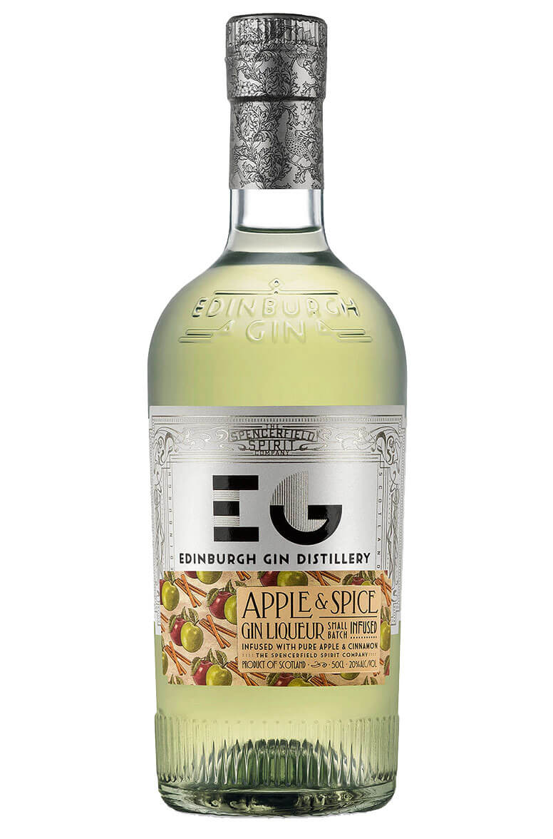 Edinburgh Apple & Spice Gin Liqueur