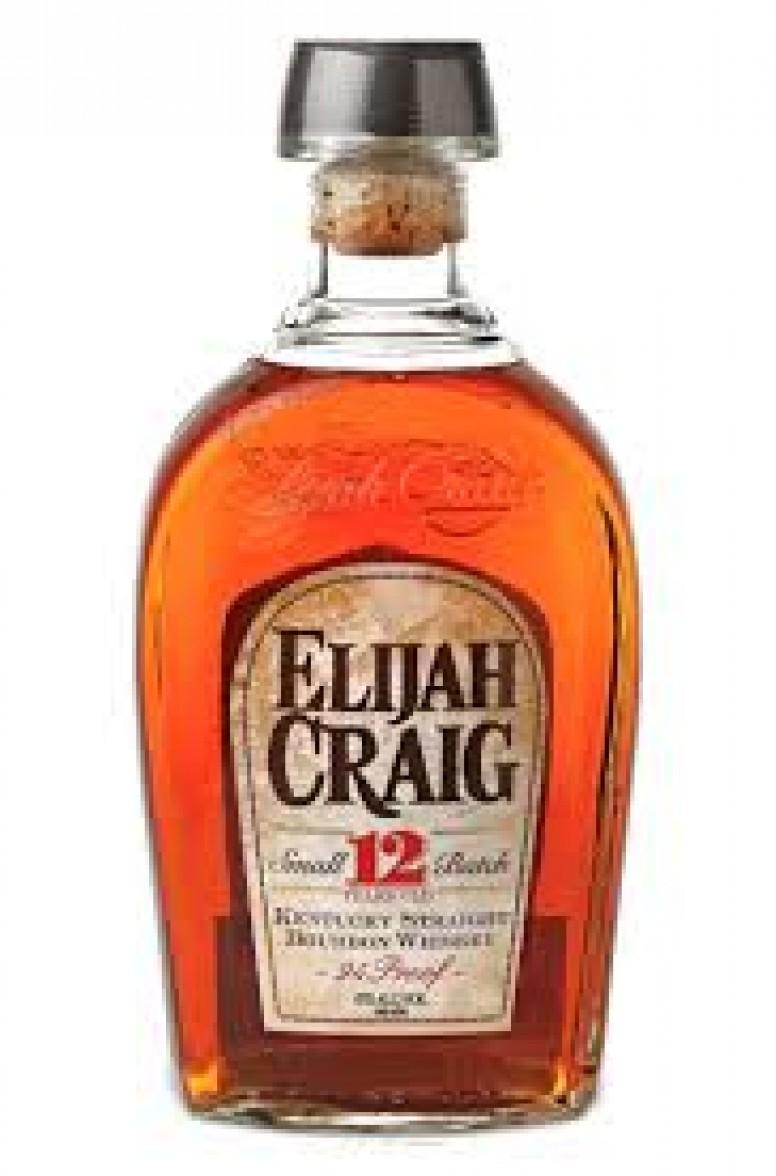 Elijah Craig 12 Year Old Kentucky Bourbon