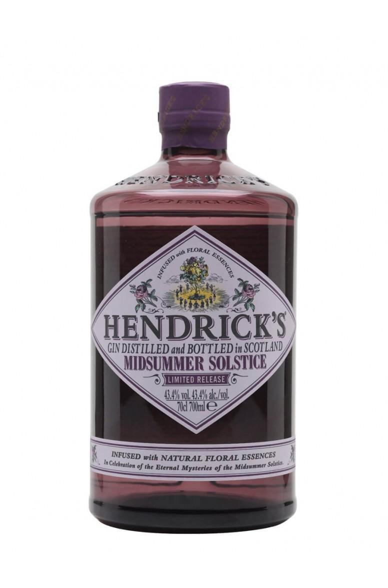 Hendricks MidSummer Solstice Gin