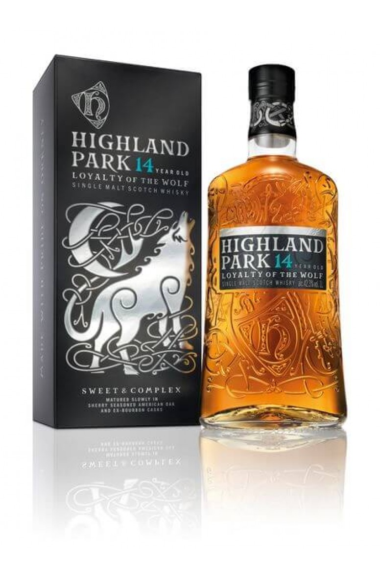 Highland Park 14 Year Old