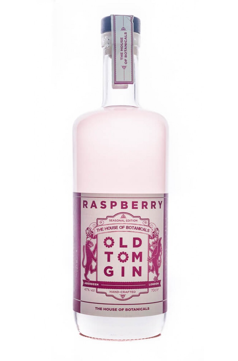 House of Botanicals Raspberry Gin