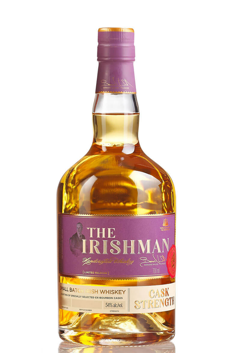 Irishman Cask Strength
