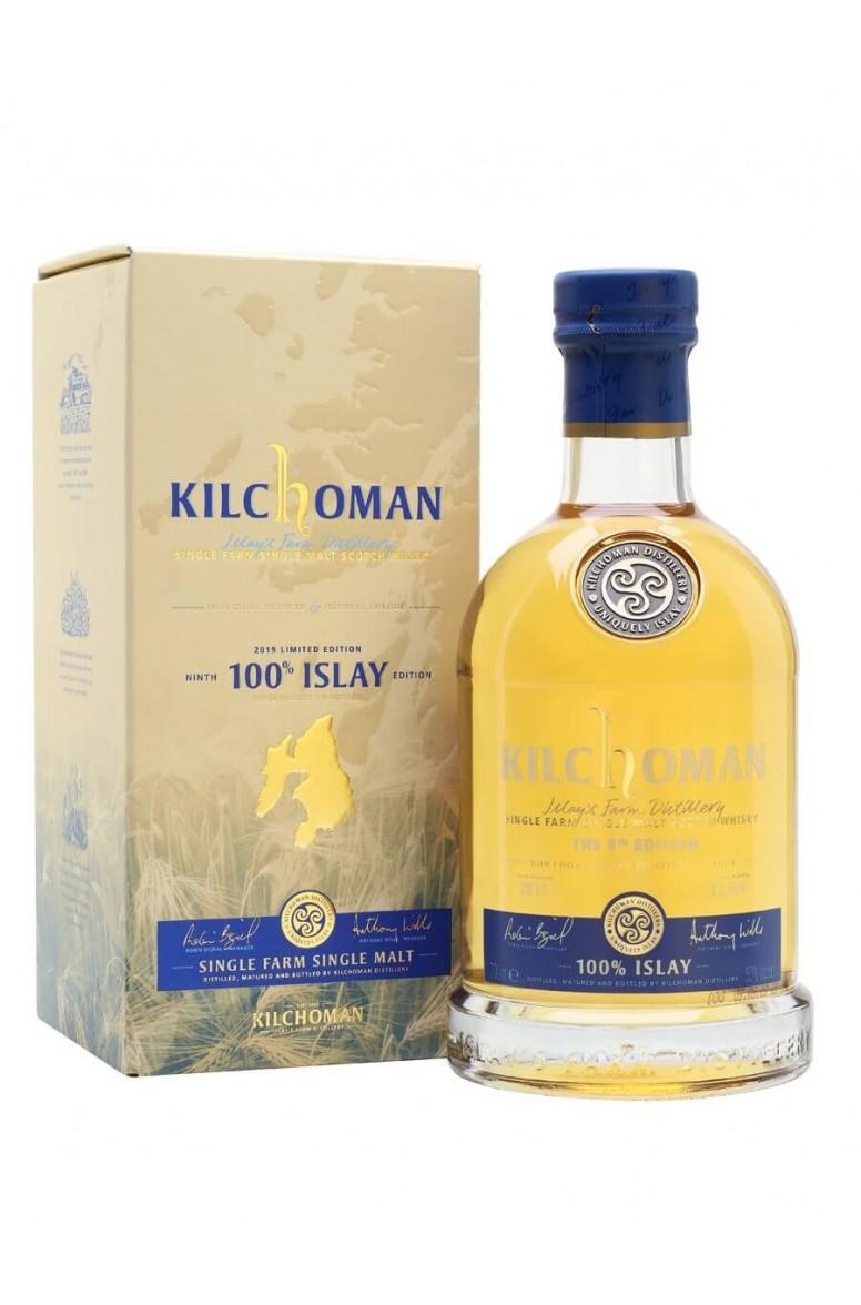 Kilchoman 9th Edition 100% Islay