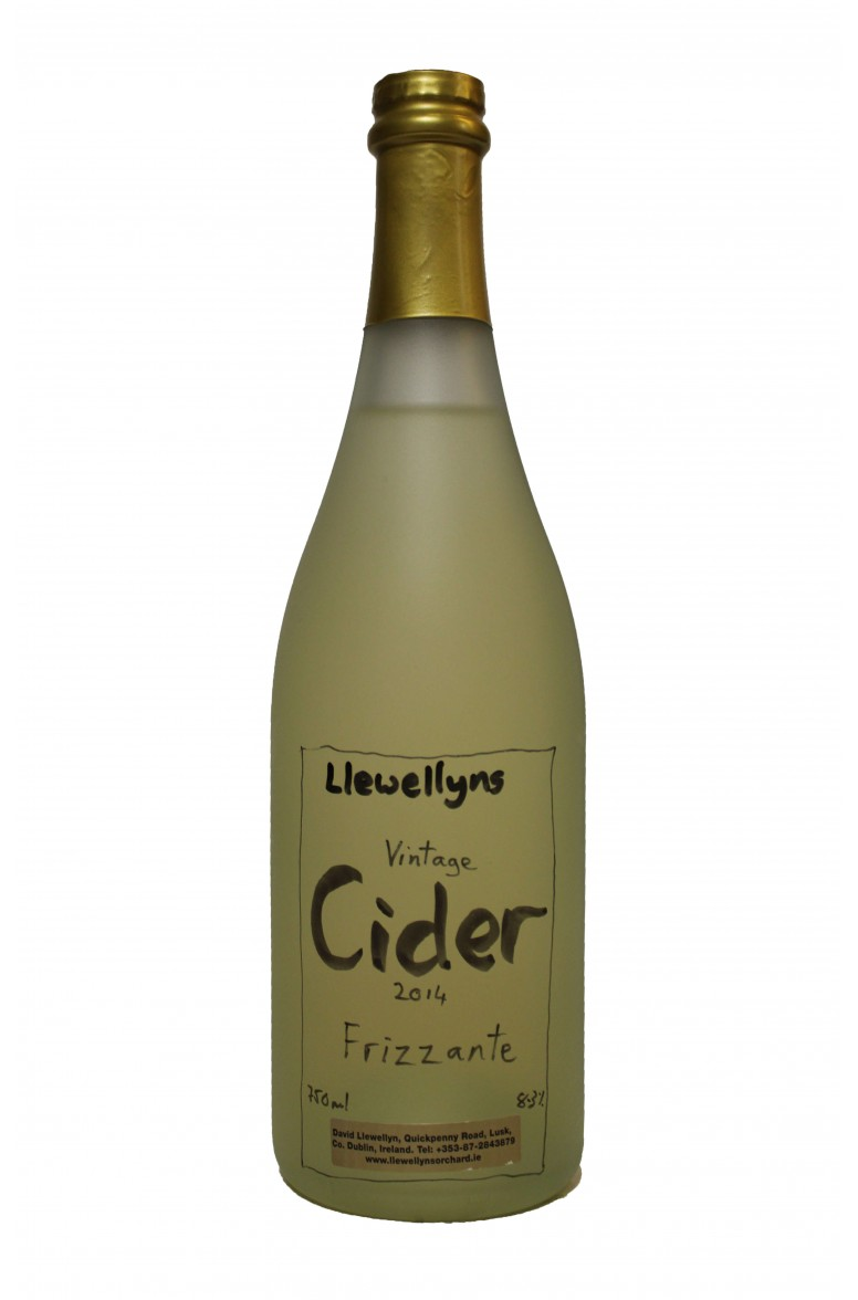 Llewellyn's Frizzante Cider