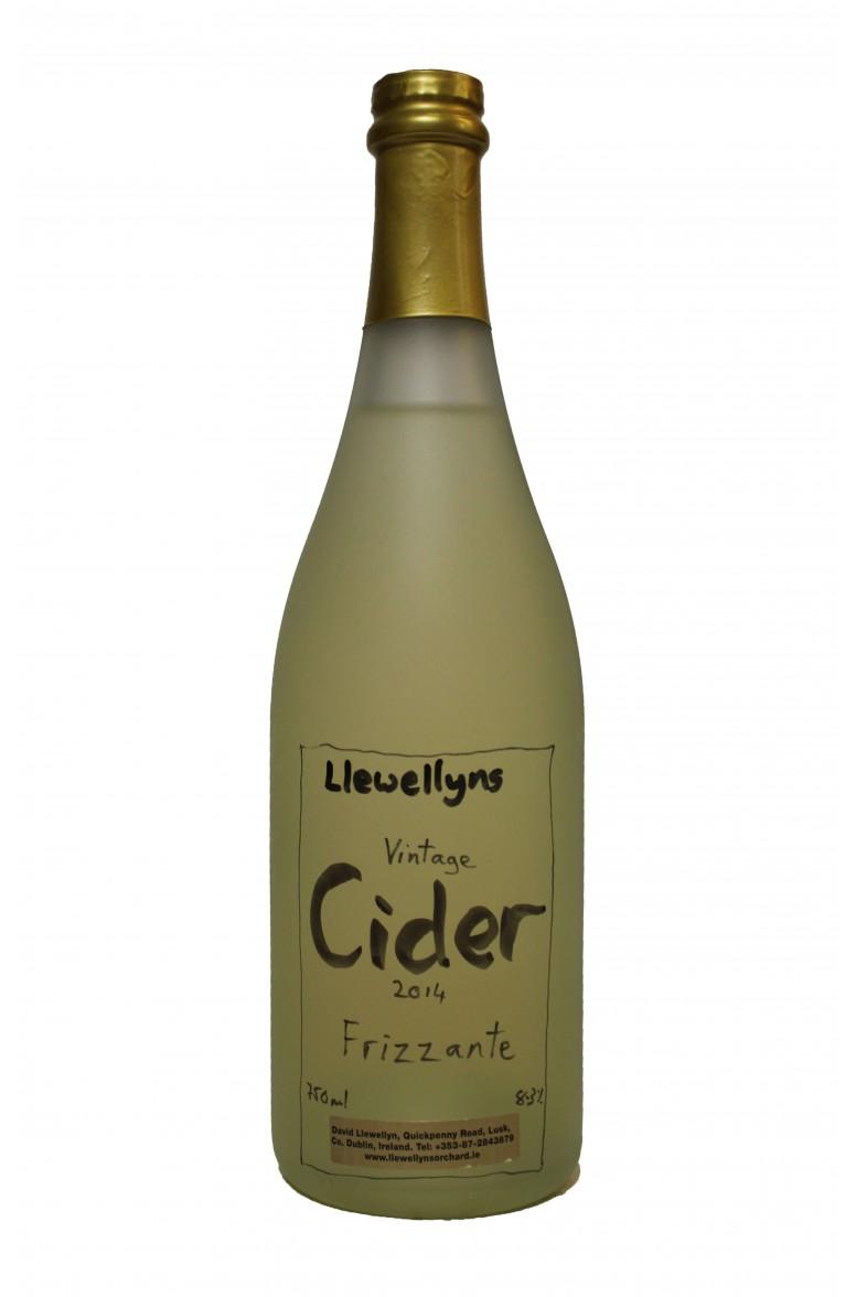 Llewellyn's Frizzante Cider