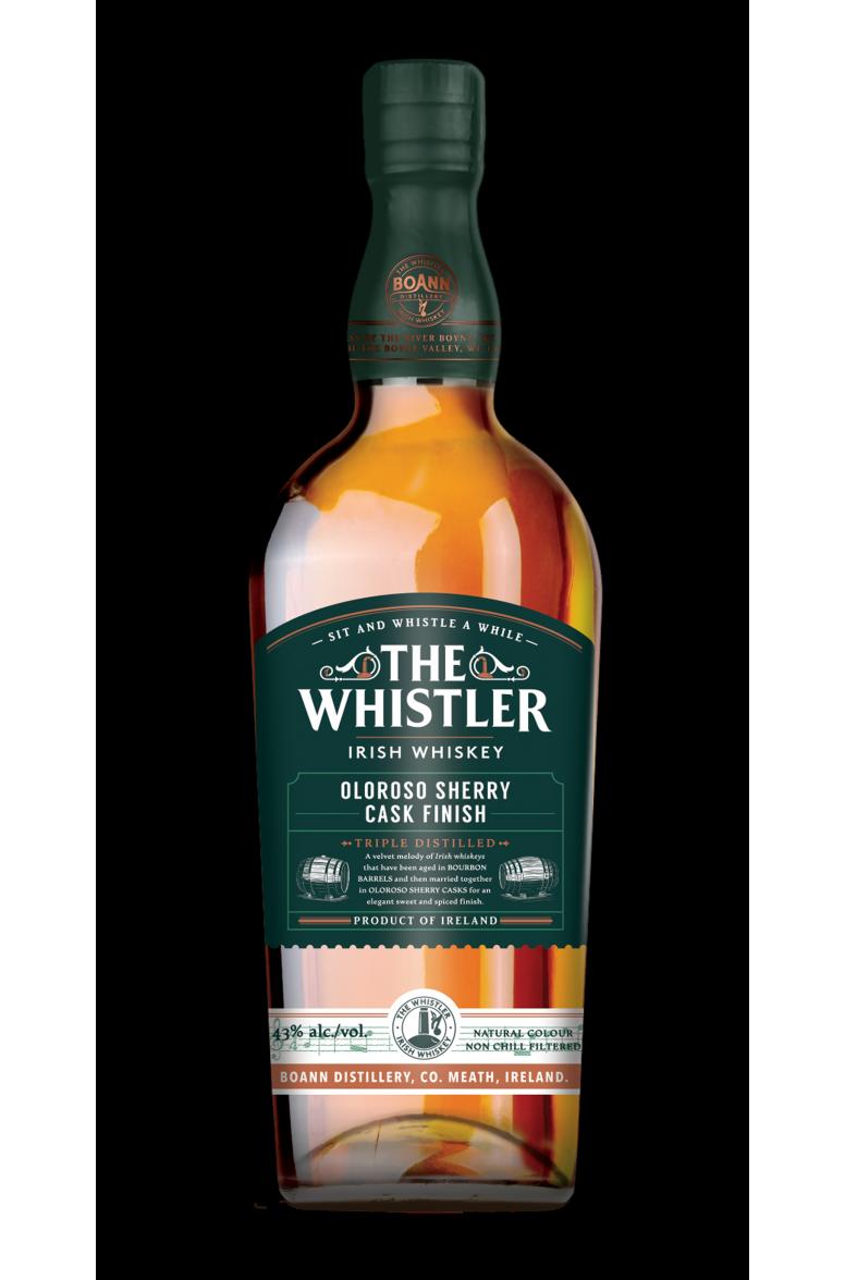 The Whistler Oloroso Sherry Cask Blend