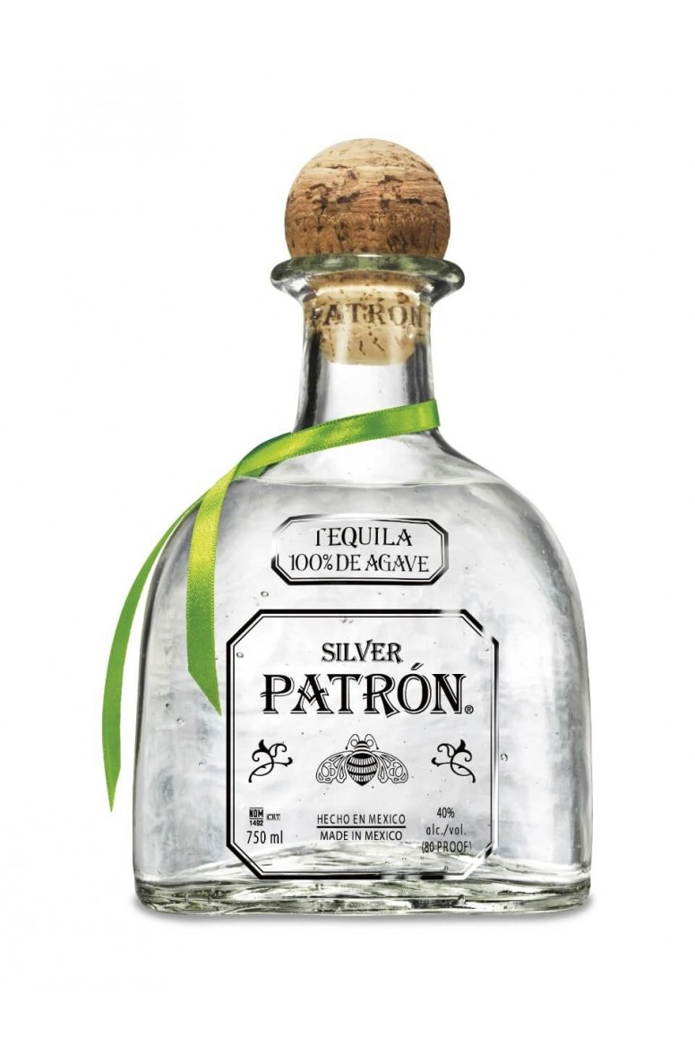 Patron Silver 75cl