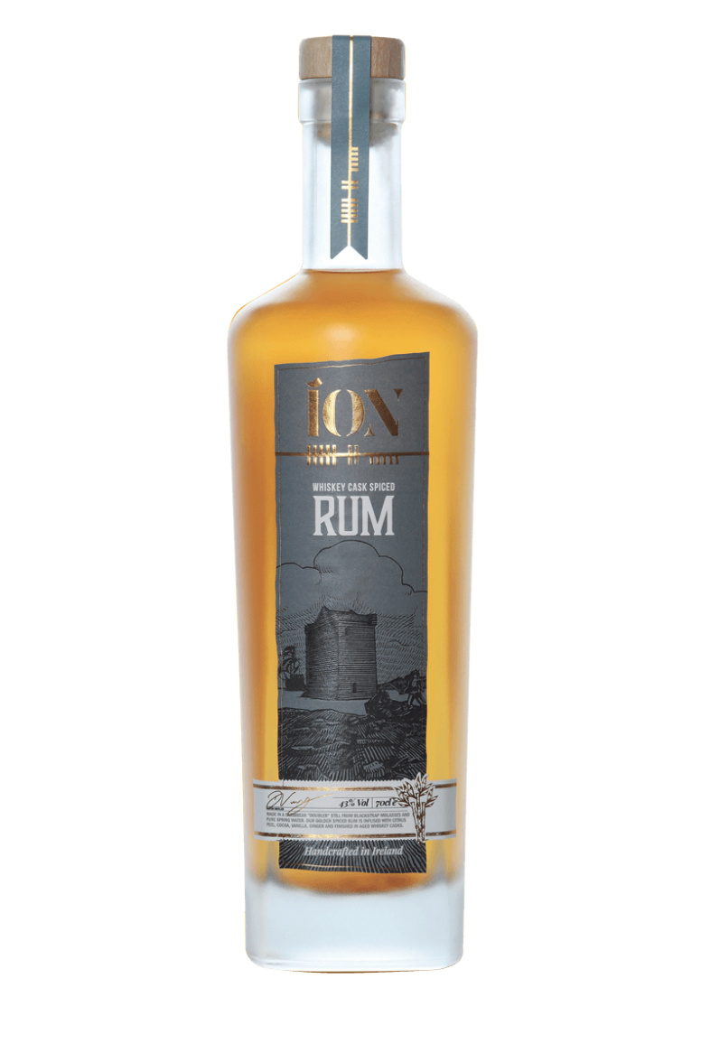 Ion Whiskey Cask Spiced Rum