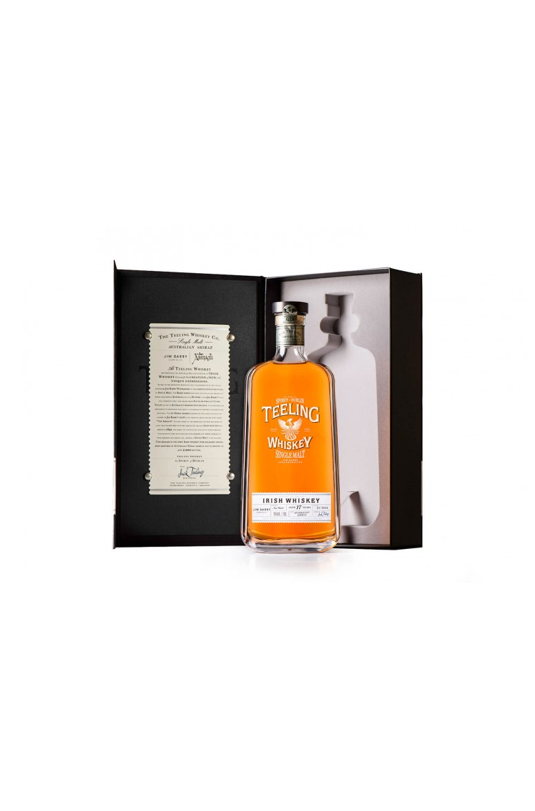 Teeling 17 Year Old Jim Barry Collaboration The Armagh