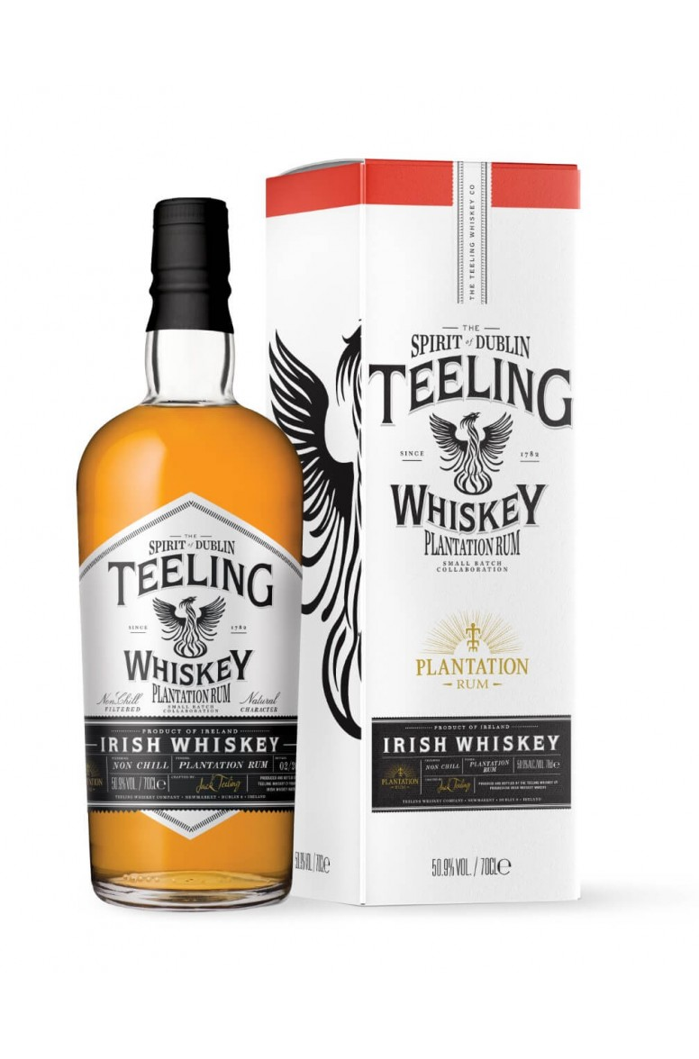 Teeling Plantation Rum Finish Small Batch