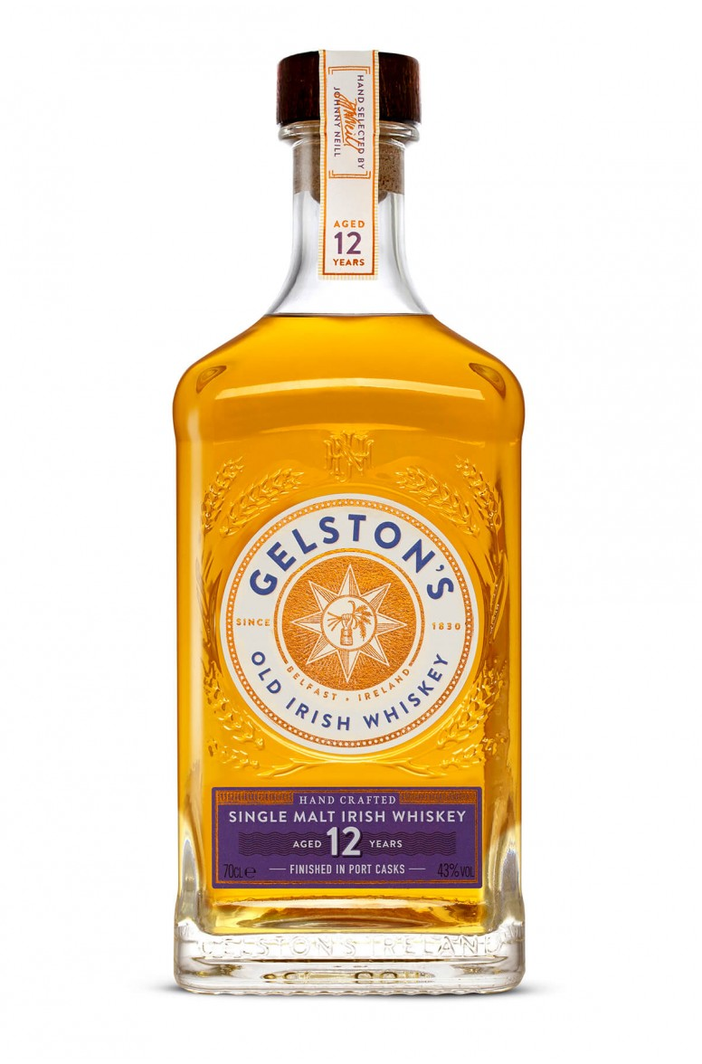 Gelston's 12 Year Old Port Cask