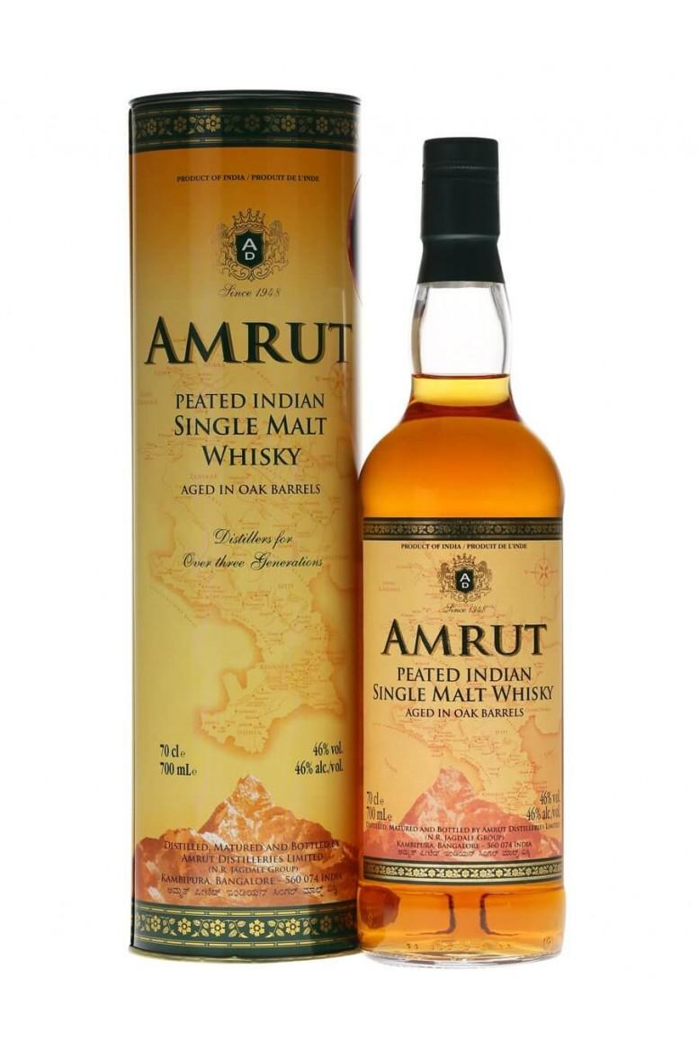 Amrut Peated Single Malt