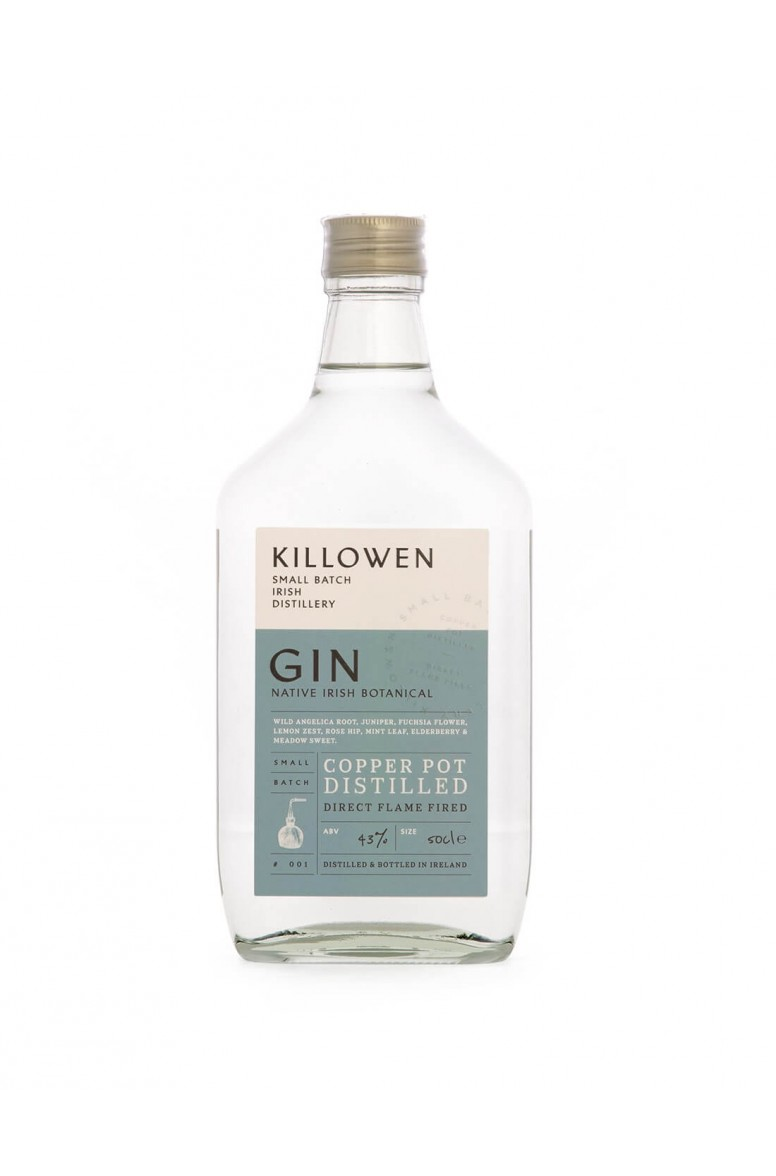 Killowen Gin 50cl