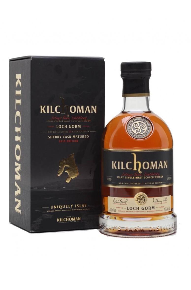 Kilchoman Loch Gorm 2019 Release