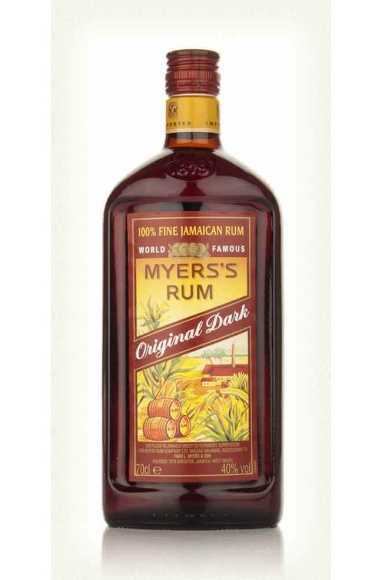 Myer's Planters Punch Rum